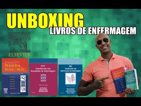 UNBOXING DE LIVROS DE ENFERMAGEM - EDITORA ELSEVIER de YouTube · Duração:  5 minutos 46 segundos