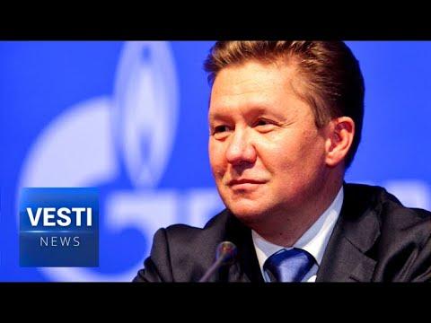 Gazprom's Mastermind Opens Up to Vesti News: Alexei Miller on Gazprom's Stunning Success Story