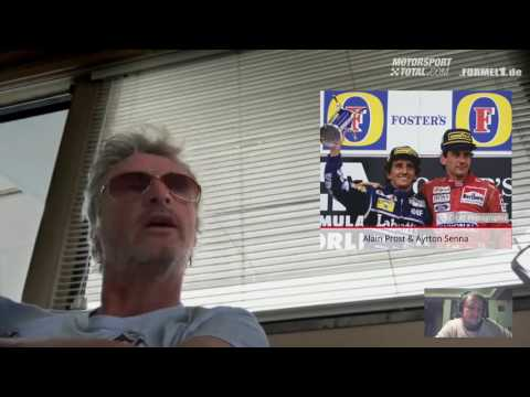 A Drink With Eddie Irvine, Episode #02 (On Vettel, Hamilton & Newey)