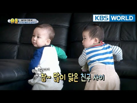 The Return of Superman | 슈퍼맨이 돌아왔다 - Ep.216 : Living, Loving, and Learning [ENG/IND/2018.03.18]