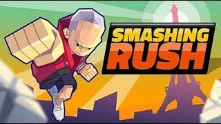 Smashing Rush iPhone/iPad & Android GamePlay