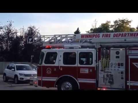 Winnipeg Fire and EMS