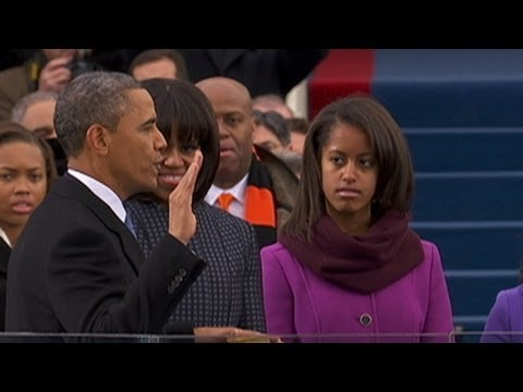 Obama's Inaugural Speech: 'Our Time' for Changing Nation