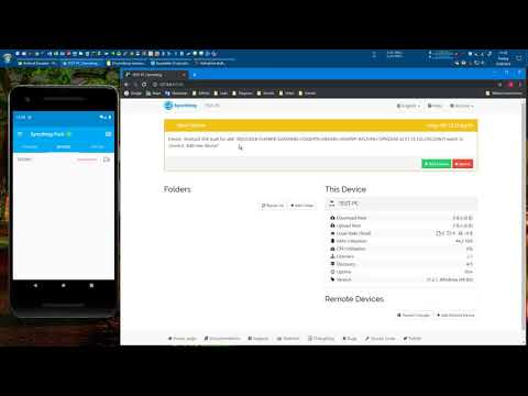 SyncthingFork   for For PC Windows and MAC - Free Download