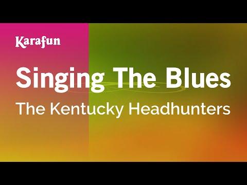 Karaoke Singing The Blues - The Kentucky Headhunters *