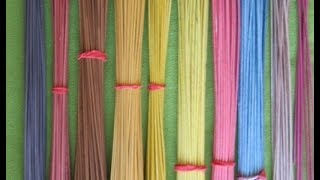 видео Корзинки плетеные из натуральных материалов