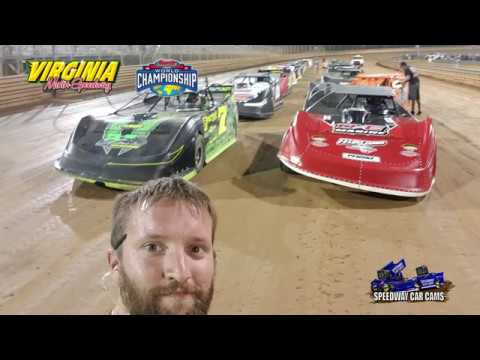 #83 Jenson Ford - Crate Late Model - 9-16-17 Virginia Motor Speedway - In Car Camera