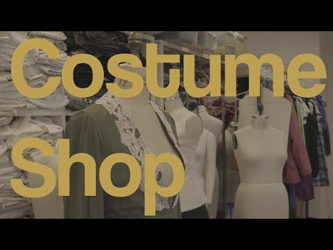 URI Theatre: Costume Shop