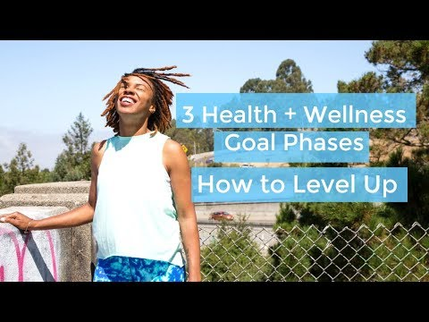 3 Health + Wellness Goal Phases: How to Level Up (Which Phase are You in?) -Free Guide Download