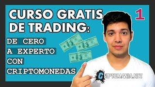 INVERTIR EN CRIPTOMONEDAS [De forma rentable] – Curso de Trading de Criptomonedas y Bitcoin