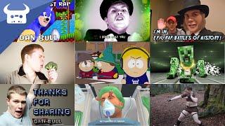 Repeat youtube video DAN BULL: 100 EPIC MOMENTS