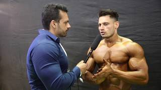 Interview with Kevin Levrone and many More @ IHFF Mr Olympia