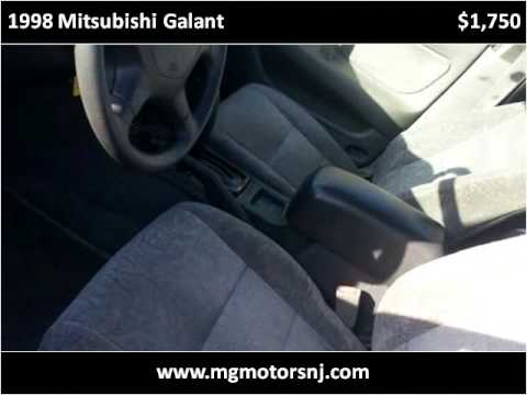 1998 Mitsubishi Galant Used Cars Perth Amboy Nj Youtube
