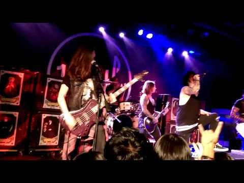 Escape the Fate (Live) pt 2 ft. Max Green @ Vinyl, Las Vegas; 11/12/15