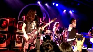 Escape the Fate (Live) ft. Max Green @ Vinyl, Las Vegas; 11/12/15