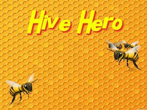 ФЛЕШ ИГРА Hive Hero► Защищаем улей