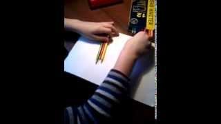 Рисуем цветок)(В этом видео мы научимся рисовать цветок!, 2014-03-02T17:37:05.000Z)