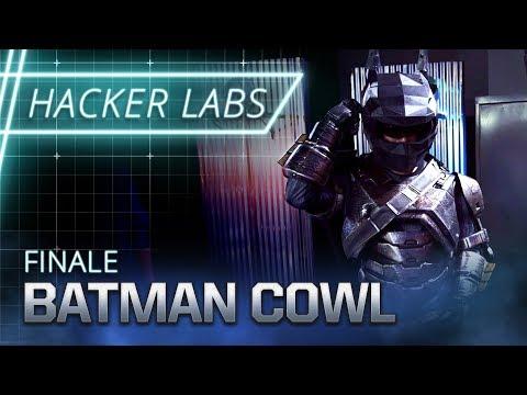 Hacker Labs: Batman Cowl Challenge Finale | Full Sail University