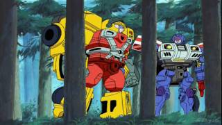 Transformers Armada - 06 - Jungle 1/3 HD
