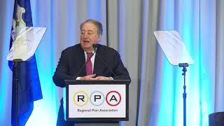 Howard Milstein Presents John E. Zuccotti Award