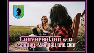"""Conversation with Shelley, Wendell and Dan on Jubilee's """"Flat Earthers vs Scientists"""" viral video"""