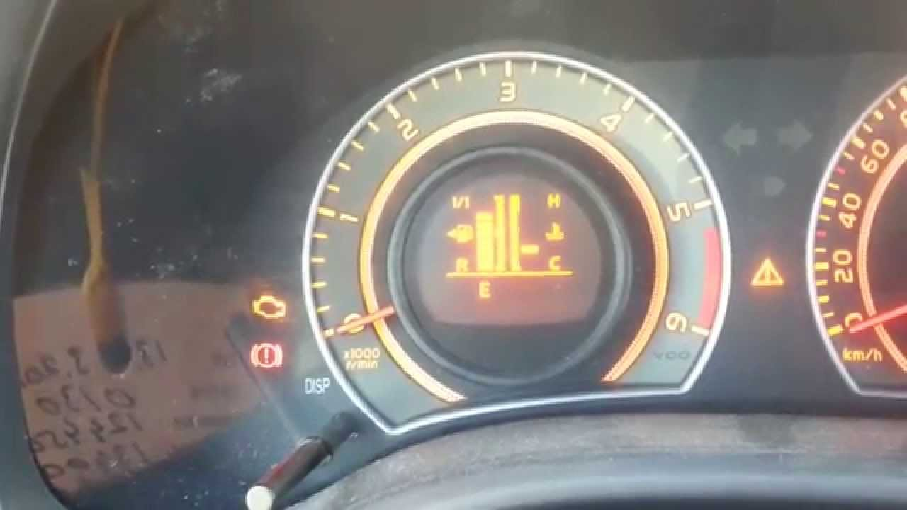 Toyota Corolla Ak 252 Lambası Arızası Topraklama Problemi