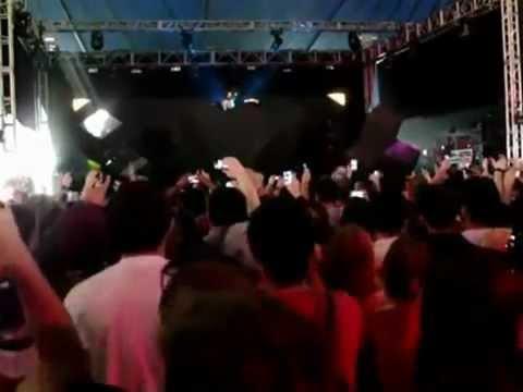 Deadmau5 @ Radio 1 Hackney Weekend 2012