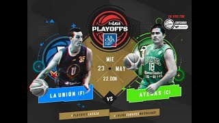 Liga Nacional: La Unión vs. Atenas   #LaLigaEnTyCSports