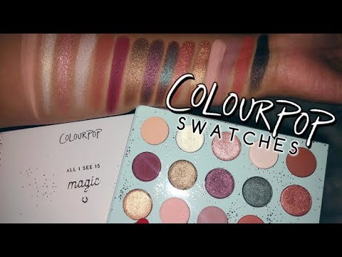 Results 1 48 of 942. Colourpop my little pony eye shadow palette. I opened to look at the. By colourpop. Never used. 100% authentic buy with confidence!