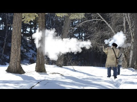 March Shoot: Winter Thaw Woods Walk Muzzleloaders