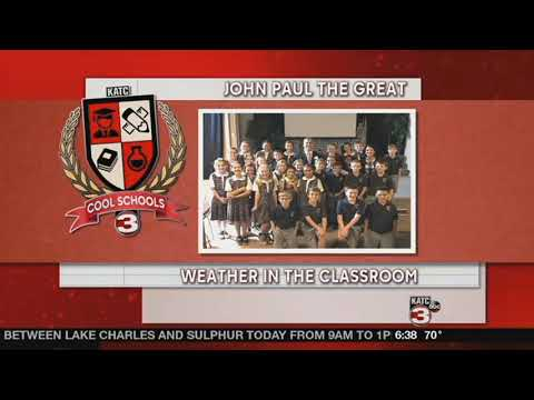 Cool Schools: John Paul the Great Academy