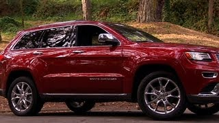 Car Tech - 2014 Jeep Grand Cherokee