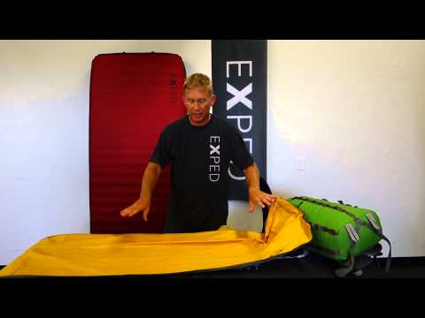 Care of Exped sleeping mats