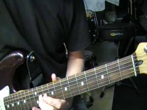 Never alone Barlowgirl guitar cover