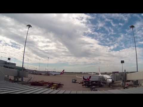 Brisbane Airport, Brisbane, Queensland, Australia - 1st Sept
