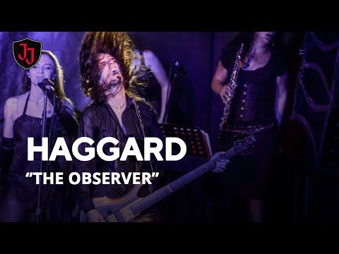 JOLLY JOKER ANKARA - HAGGARD - THE OBSERVER