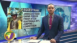TVJ Sports News: Young Jamaicans did well at CSI Guatemala Int'l Jumping Meet - February 24 2020