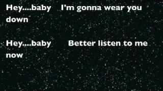 Bon Jovi Thief Of Hearts Lyrics