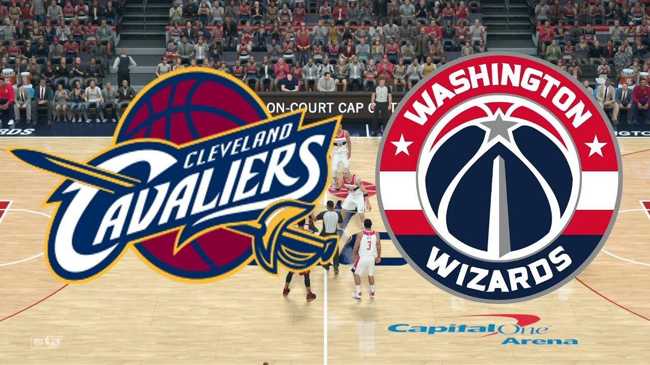 Cleveland Cavaliers vs. Washington Wizards - February 21 ...