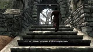 Elder Scrolls V Skyrim How To Feed As A Vampire & Cure
