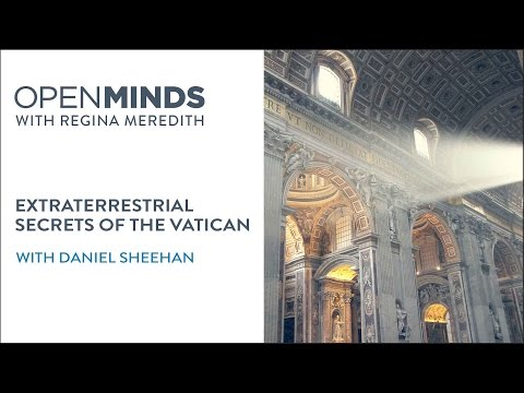 Gaia Podcast: Open Minds w/Regina Meredith -  Extraterrestrial Secrets of the Vatican