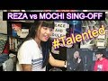 SING-OFF 2018 (Reach For The Stars - Via Vallen) REZA vs MOCHI ESKRIM [Reaction]