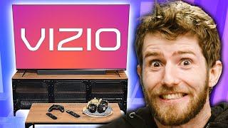 Great bang for the buck GAMING 4K TV - VIZIO M-Series Quantum 8 4K HDR