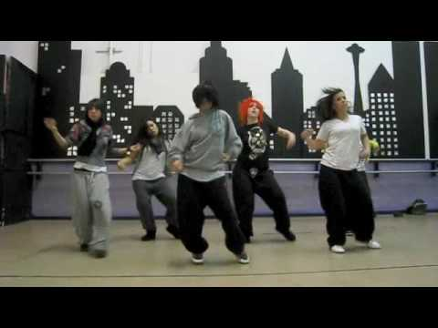 Bad Side By T-Pain (Terrence Spencer Choreography)