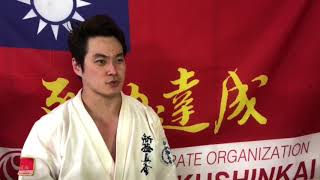 2012年,池田先生將新極真會帶進台灣,在國內格鬥運動風氣不比日本的情...