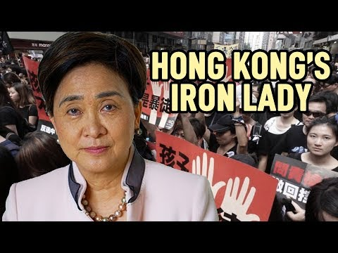 The Fight for Hong Kong: Emily Lau | Hong Kong Protests | China Uncensored