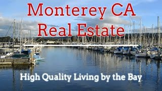 Monterey CA Real Estate | Monterey CA Real Estate For Sale