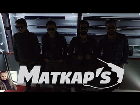MATKAP'S Sürpriz Doğum Günü - İyiki Doğdun EMRAH ABİ :)  w/Tunçay Çetin #matkaps