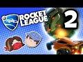 Rocket League: Wrecking Bros - PART 2 - Steam Train