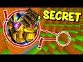 We FOUND THANOS SECRET BASE in Minecraft!